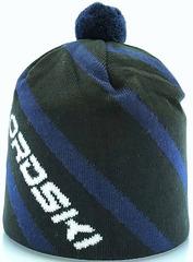 Лыжная шапка Nordski Line Black