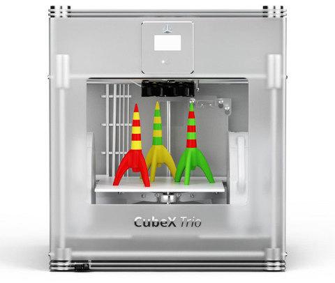 Фотография CubeX Trio — 3D-принтер