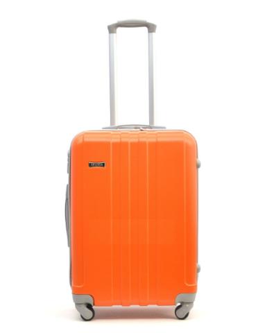 Чемодан Ananda 533 Оранжевый (M)
