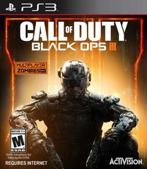 Игра PS3 CALL OF DUTY: BLACK OPS III
