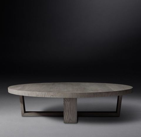 Antoccino Round Coffee Table