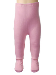 461295-4 ползунки детские, розовые