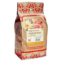 Клетчатка пшеничная с топинамбуром, 300 гр. (Дивинка)