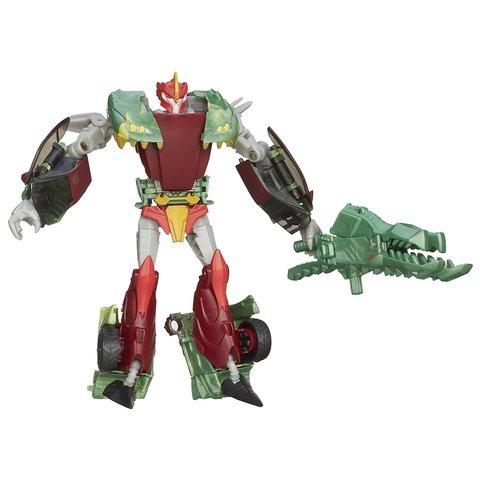 Робот - трансформер Прайм Нокаут (Knock Out) - Охотники на чудовищ, Hasbro