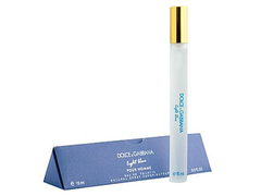 Dolce&Gabbana Light Blue pour homme 15 ml (треуг.) (м)