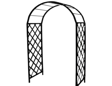 Садовая арка АС-3 250*120*60 см.