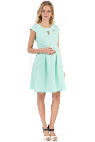 Платье 07444 мятный