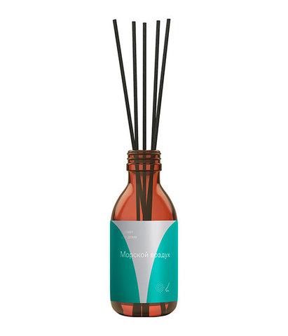 Диффузор ароматический с палочками Морской воздух, Библиотека ароматов