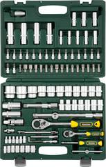 KRAFTOOL X-Drive 94 универсальный набор инструмента 94 предм.