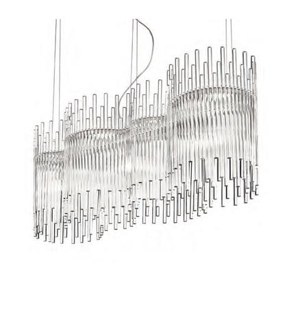 replica Vistosi Diadema SP 01 pendant light