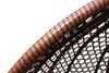 Плетеные качели KVIMOL KM 0002 средняя корзина