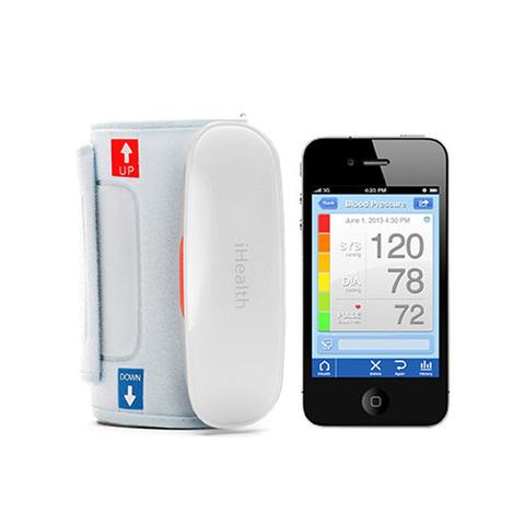 iHealth Wireless Blood Pressure Monitor - тонометр для iPhone/iPod/iPad