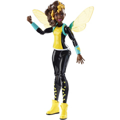 Фигурка Бамблби (Bumblebee) Школа супер Героинь - DC Super Hero Girls, Mattel