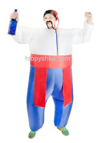 Надувной костюм Хохол
