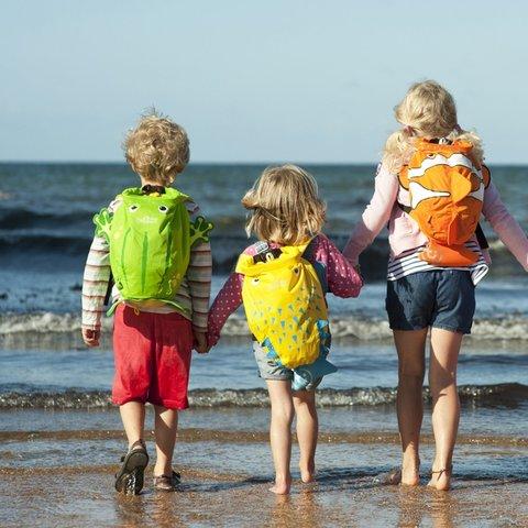 Рюкзак для бассейна и пляжа Рыба-пузырь