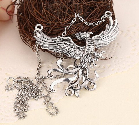 Harry Potter The Phoenix Necklace