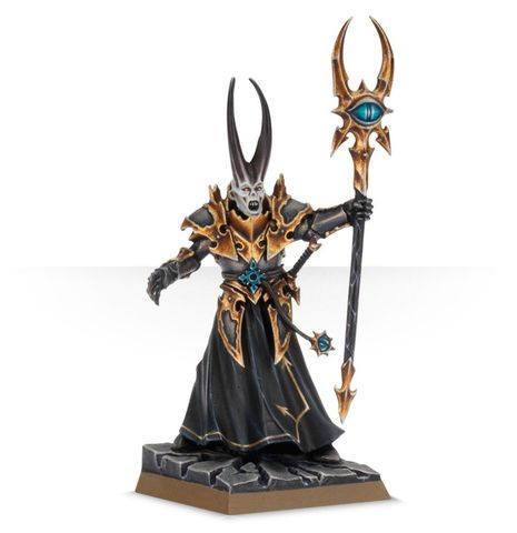 CHAOS SORCERER LORD (SQUARE BASE)