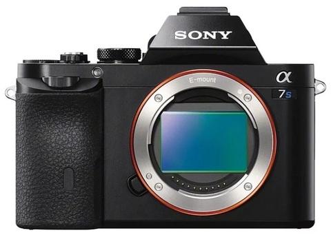 Цифровой беззеркальный фотоаппарат Sony A7S Body