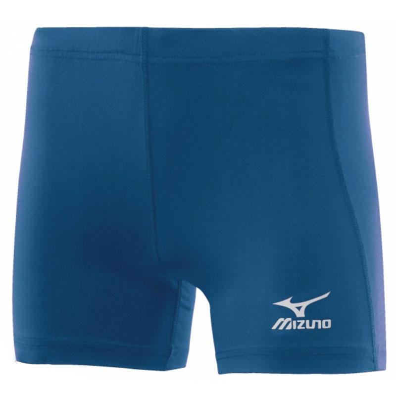 Женские волейбольные шорты Mizuno Trad Tight (79RT363M 27) голубые
