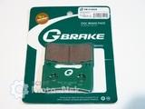 Тормозные колодки G-brake 01092S Honda CBR 600 1000
