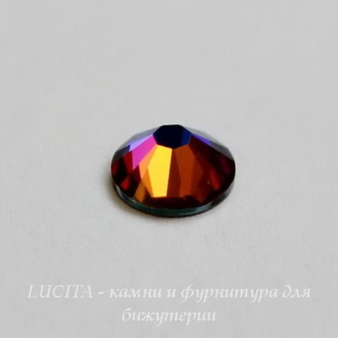 2058 Стразы Сваровски холодной фиксации Crystal Meridian Blue ss30 (6,32-6,5 мм)