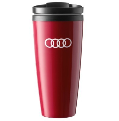Термокружка Audi Logo Thermo Mug, Red