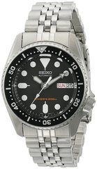 Мужские японские наручные часы Seiko SKX013K2