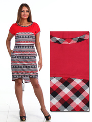 64318 Платье женское