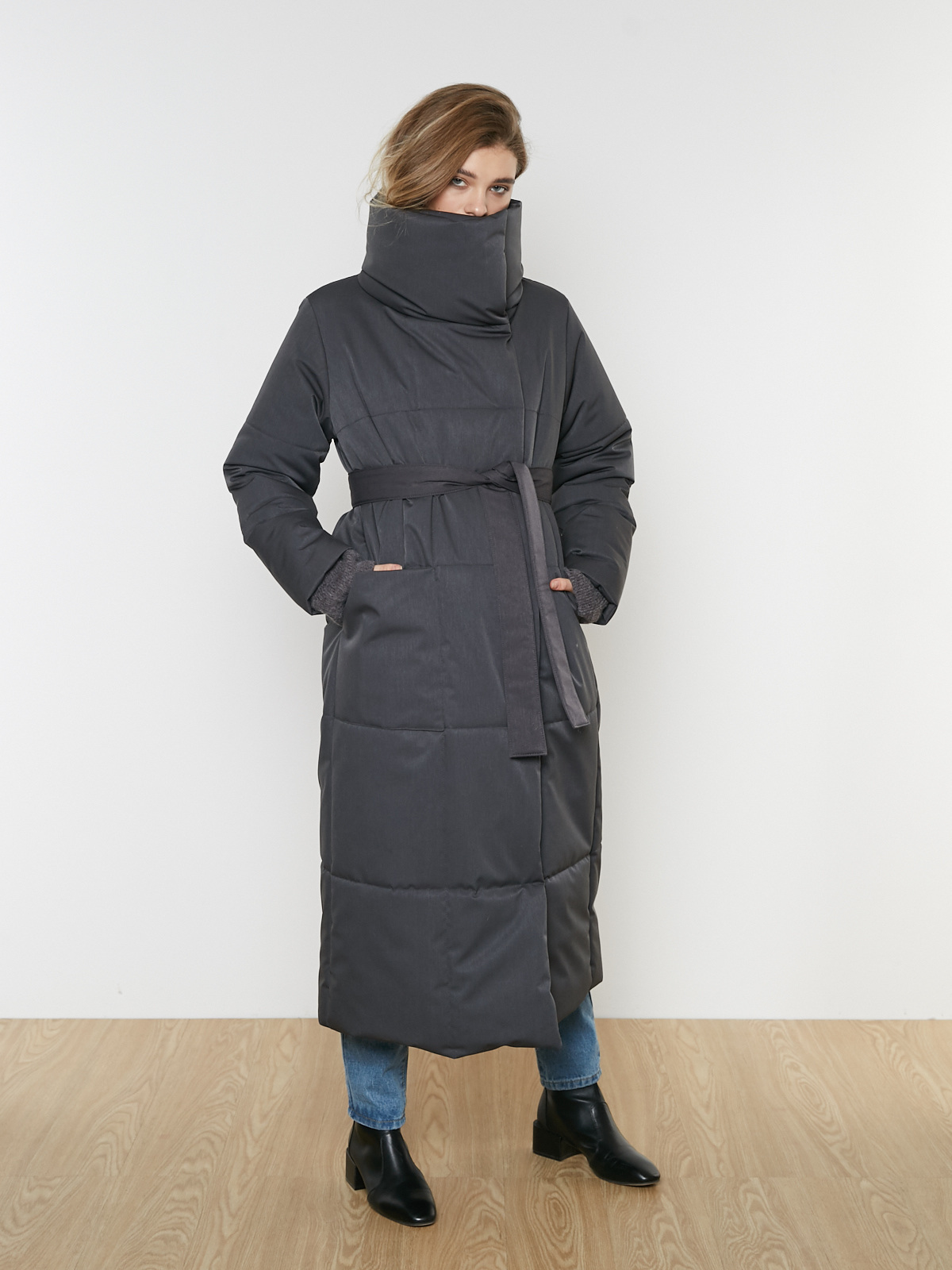 Куртка-одеяло Оттава