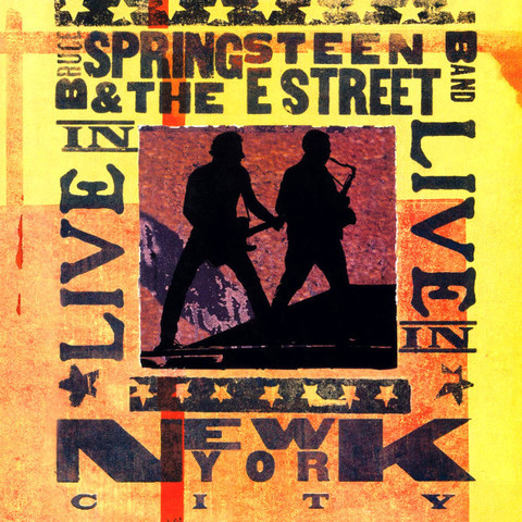 Bruce Springsteen, The E Street Band / Live In New York City (3LP)