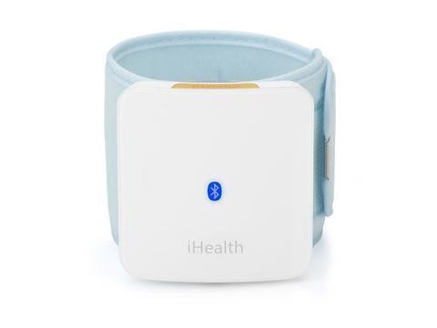 Тонометр для iPhone и iPad iHealth Wireless Blood Pressure Wrist Monitor BP7