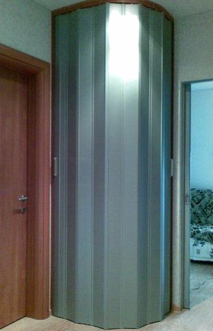 Фото складная дверь гармошка