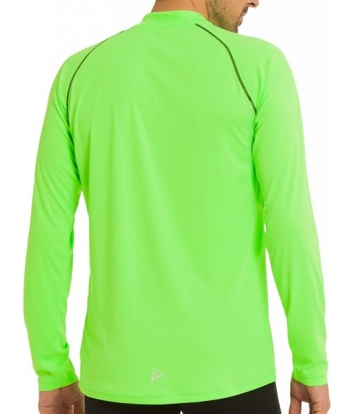 Мужская  спортивная беговая рубашка крафт Prime Run (1902495-2810) фото