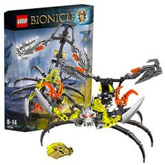 Lego Bionicle Череп-Скорпион (70794)