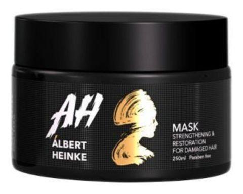 Маска для восстановления и укрепления поврежденных волос ,Egomania Albert Heinke,250 мл.