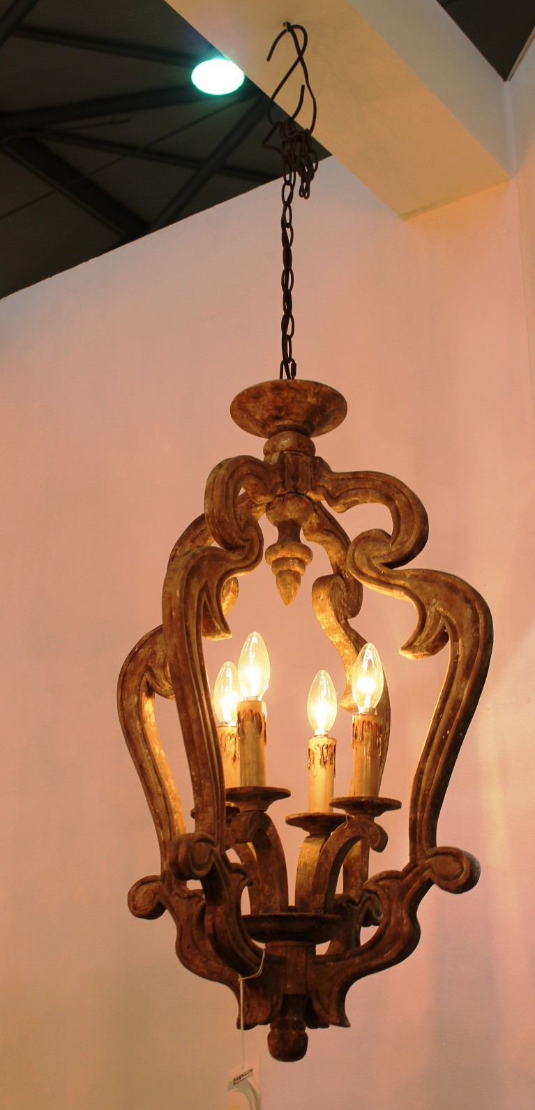 vintage chandelier 01-88 ( by Funky Vintage ) . High quality vintage lighting .Delivery from ...