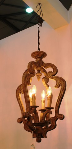 vintage chandelier 01-88 ( by Funky Vintage )