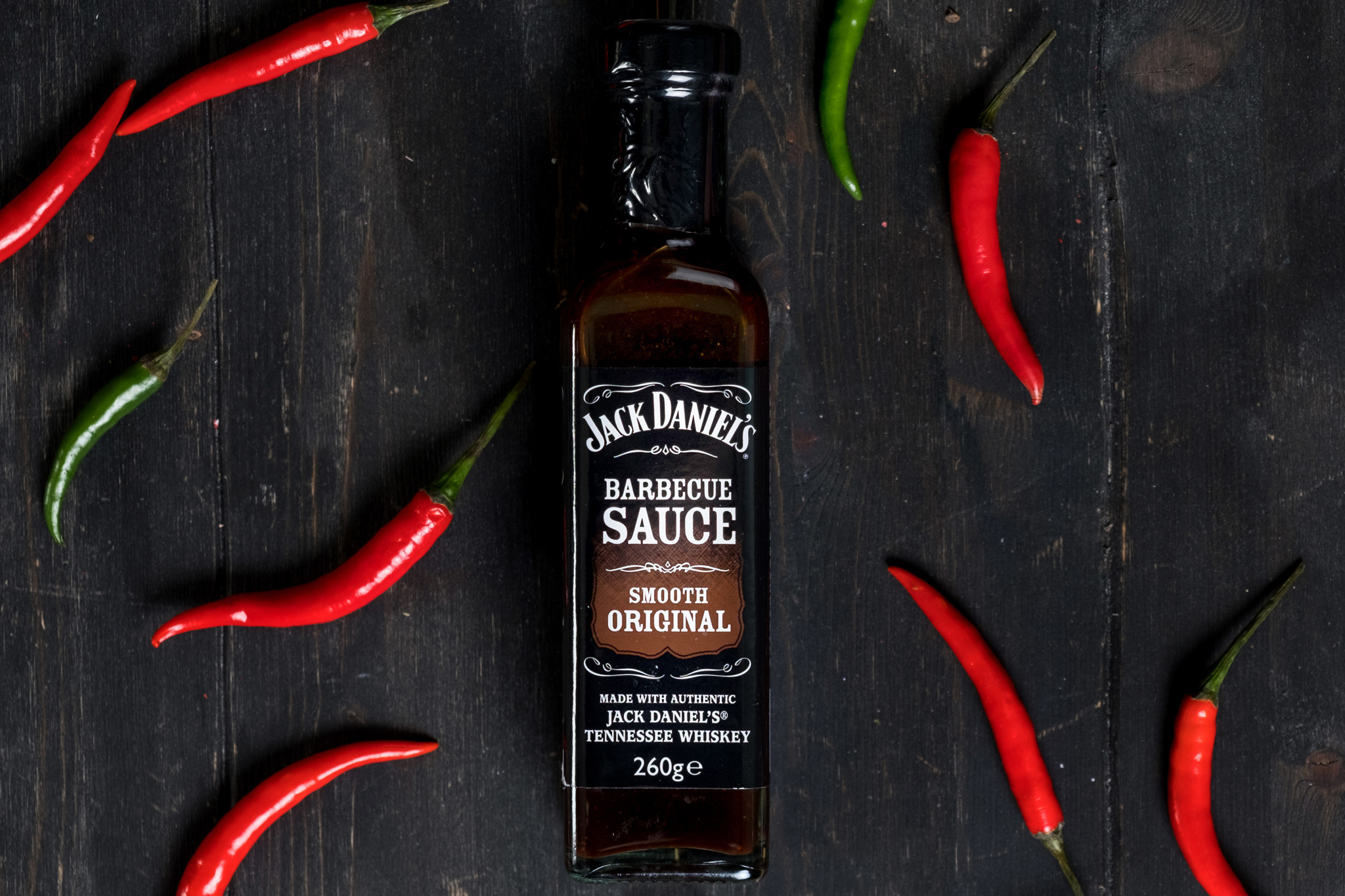 Соус Jack Daniel's Barbecue Original 260г.