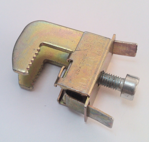 Шинный терминал 35-70 мм2 для медной шины 5 мм TDM