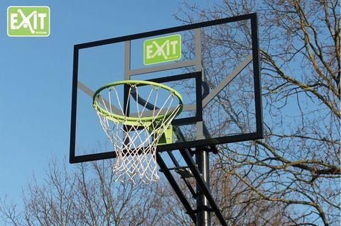Неподвижная баскетбольная система Exit Galaxy (Exit Toys)