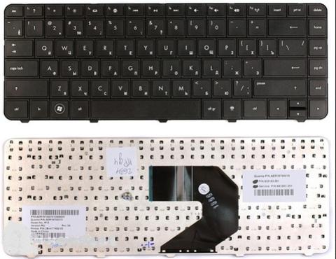 Клавиатура для ноутбука HP Pavilion G4-1000, G6-1000, 430, 630, 635, Compaq Presario CQ43, CQ57