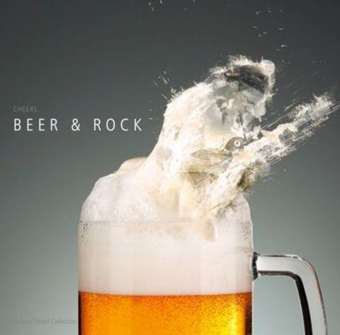 Inakustik CD, Beer & Rock, 0167969