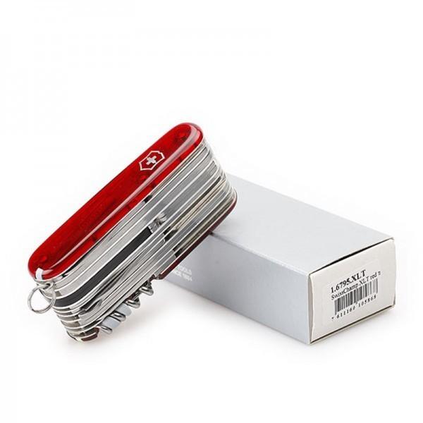 Складной многофункциональный нож Victorinox SwissChamp XLT (1.6795.XLT) - Wenger-Victorinox.Ru