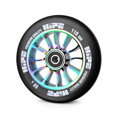 Колесо Hipe H01 Neochrome 110 мм + подшипники ABEC 9