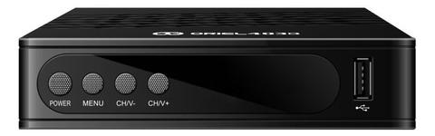 Цифровая приставка Oriel 403D эфирный ресивер DVB-T2 / С