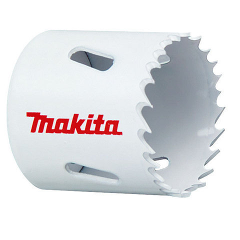 Биметаллическая полая коронка Makita 70 мм