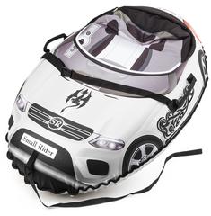 Тюбинг Small Rider Snow Cars BM Mers белый