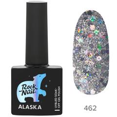 Гель-лак RockNail Alaska 462 Polar Bear