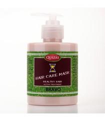 Маска для волос BRAVO для всех типов, против выпадения, 300ml ТМ Quizas