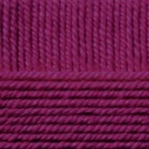 Пряжа Популярная (Пехорка) 87 Темно-лиловый, фото